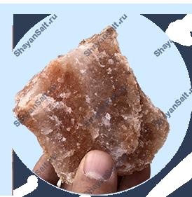 Каменная соль - Иран